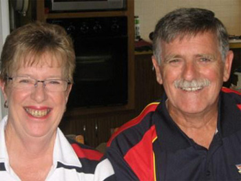 Phil and Glenda Small