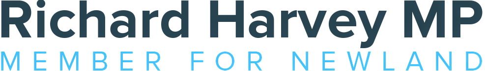 Richard Harvey Logo